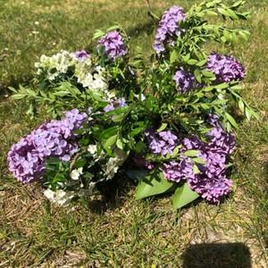 Blumengrüße zum Muttertag
