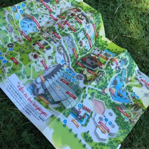 Ausflug der Vorschulkinder ins Playmobilland
